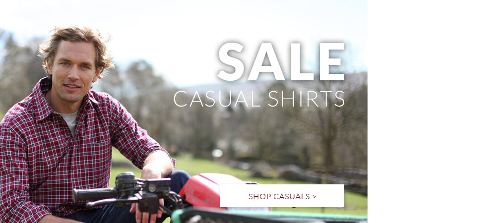 Casual Shirt Sale