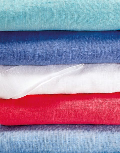 Linen.  The Perfect Fabric for Summer.