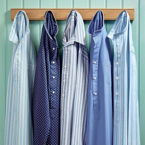 Sleep Easy in Cotton Nightshirts