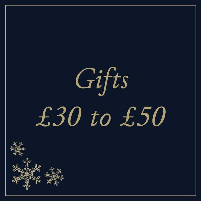 Gifts £30 to £50