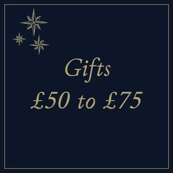 Gifts £50 to £75