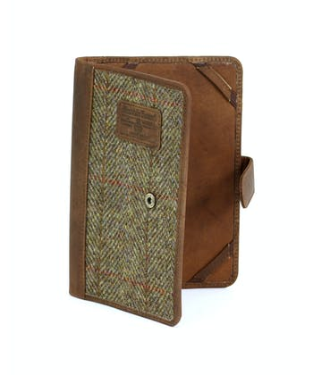 Harris Tweed Kindle Holder