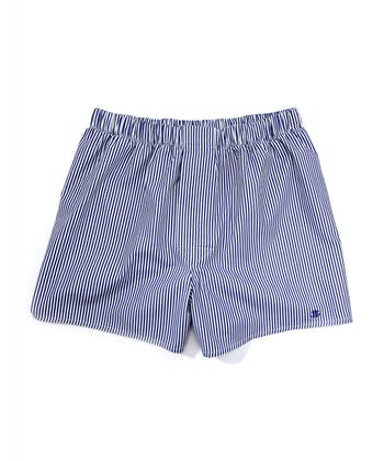 Boxer Shorts - Navy Bengal Stripe