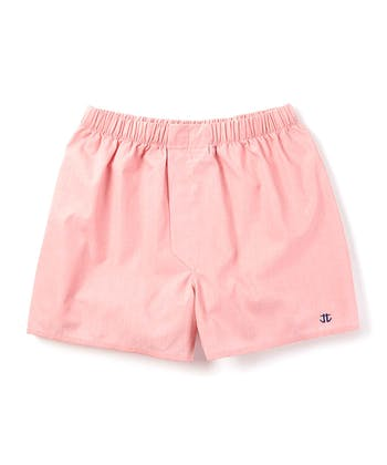 Boxer Shorts - Pink End-on-End
