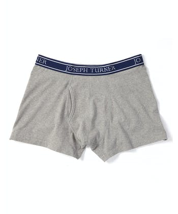 Cotton Trunks - Grey