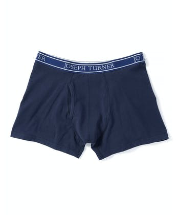 Cotton Trunks - Navy