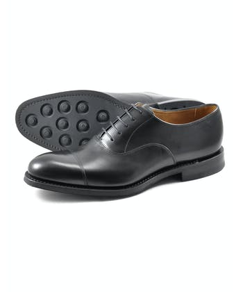 Archway Oxford Shoe - Black