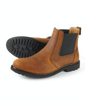 Brecon Boot - Sand