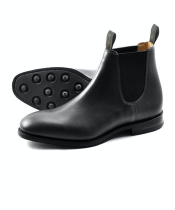 Chatsworth Boot - Black