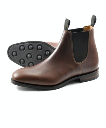 Chatsworth Boot - Brown