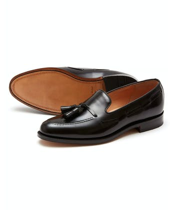Lincoln Loafer - Black