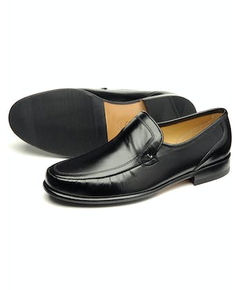 Pisa Moccasin - Black