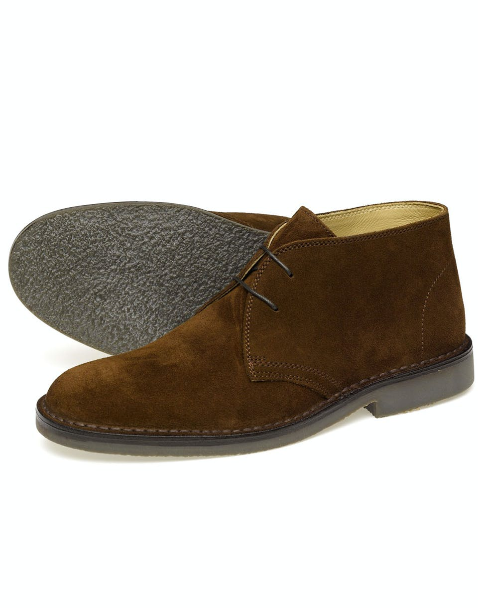 e96f56db Men's Sahara Suede Desert Boot | Order Online with Free UK Returns ...