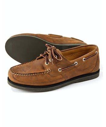 Cherokee Deck Shoes - Sand