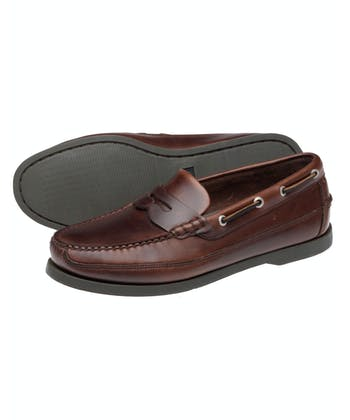 Fripp Deck Loafers - Elk