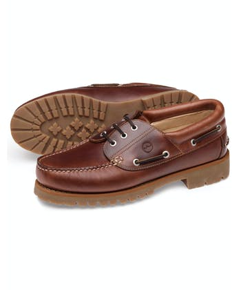 Buffalo Deck Shoe - Elk