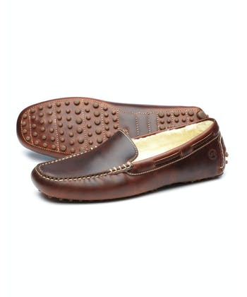 Mohawk Slipper - Tan