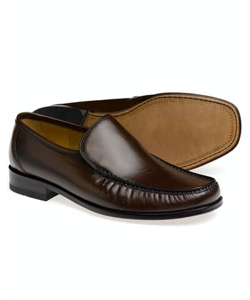 Siena Moccasin - Brown