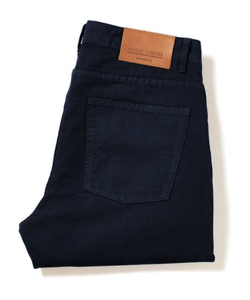Canvas Jeans - Dark Blue