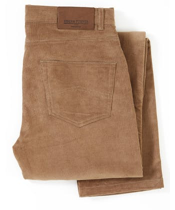 Needlecord Jeans - Dark Sand