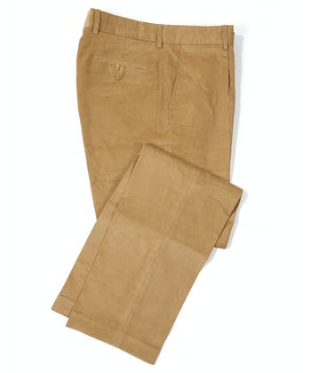 Needlecord Trousers - Straw