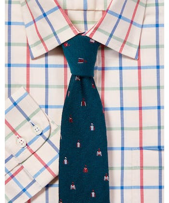 Red/Blue/Green Country Check Shirt