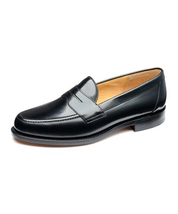 Eton Loafer - Black