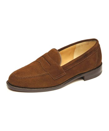 Eton Loafer - Brown