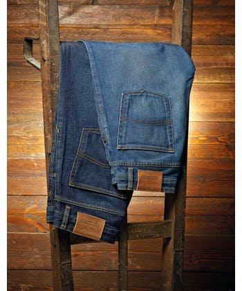 Denim Jeans - Dark Blue