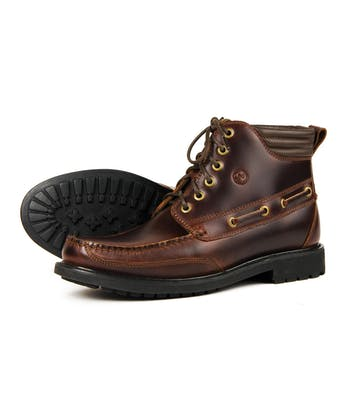 Dartmouth Boot - Elk