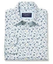 Cotton Print Shirt