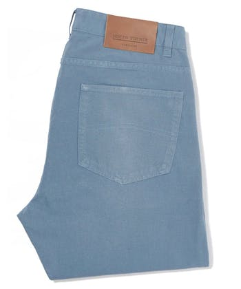 Canvas Jeans - Blue