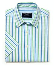 Sandsend Shirt - Short Sleeve