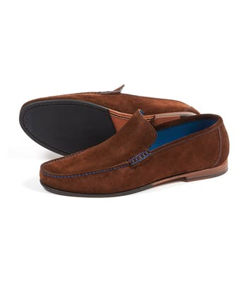 Nicholson Shoe - Brown