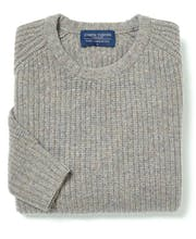 Lambswool Whitby Rib Jumper