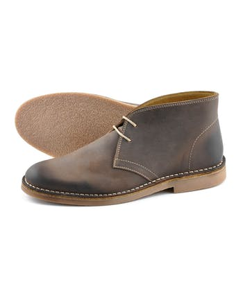 Kalahari Boot - Dark Brown
