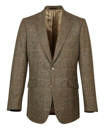Tweed Jacket - Donegal Check