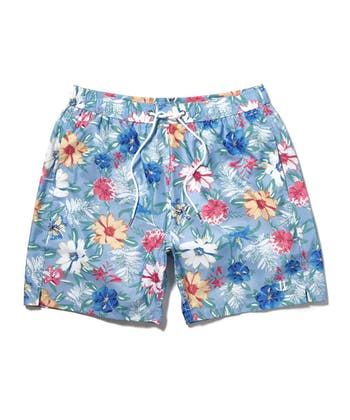 Swimming Trunks - Floral