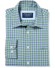 Brushed Cotton Check Shirt