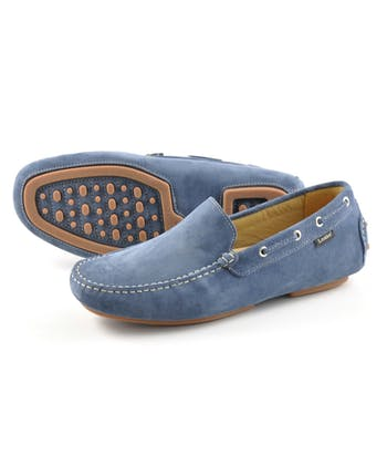 Donington Shoe - Light Blue