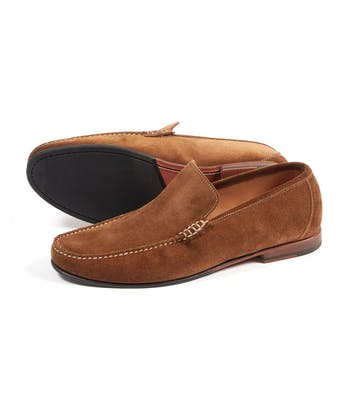 Nicholson Shoe - Light Brown