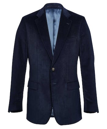 Malton Needlecord Jacket - Navy