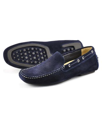 Donington Shoe - Navy
