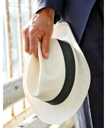 Panama Hat - Cream