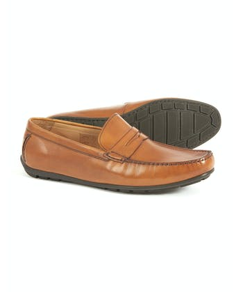 Goodwood Driving Loafer - Tan