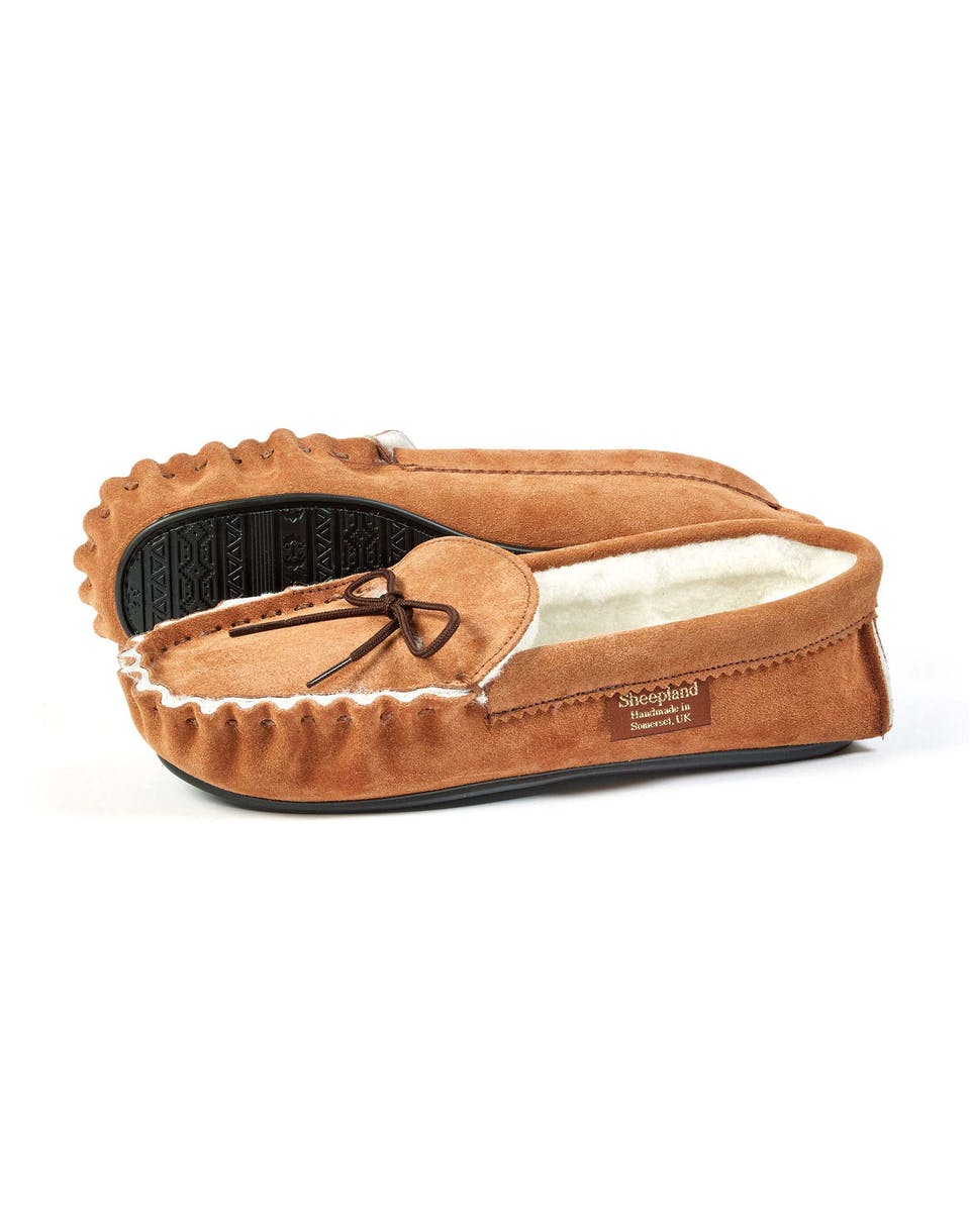 online shop cheap price good texture Men's Footwear | Slippers | Sheepskin Slippers by Joseph Turner