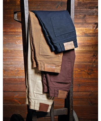 Twill Jeans - Cobble